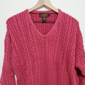 Eddie Bauer   Classic Cable Sweater
